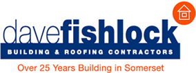 Dave Fishlock contractors logo