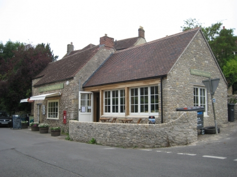 Mells Village Shop and Café